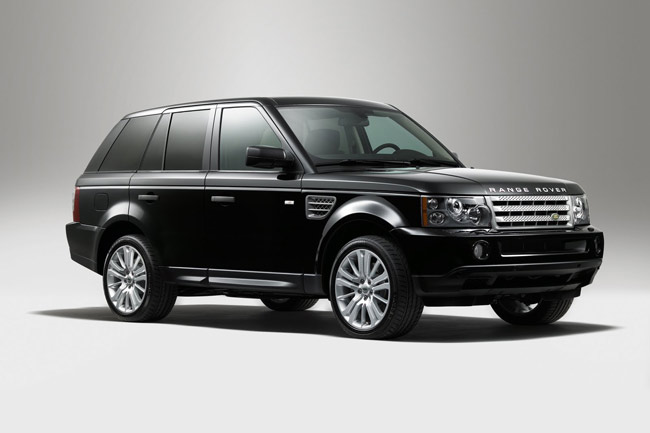 Range Rover поддержал премию SPEAR'S Russia Wealth Management Awards