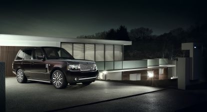 Range Rover Autobiography Ultimate Limited Edition