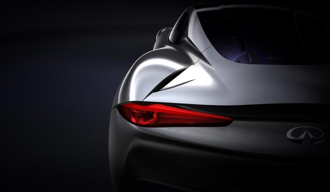 Infiniti Electric Sports Car Concept