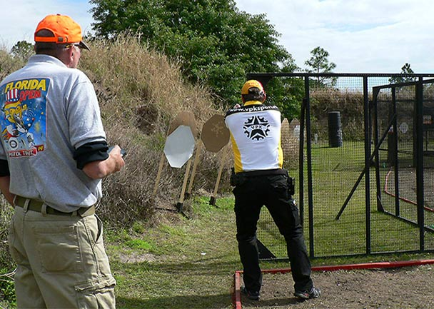 Florida Open Pistol Shooting Tournament