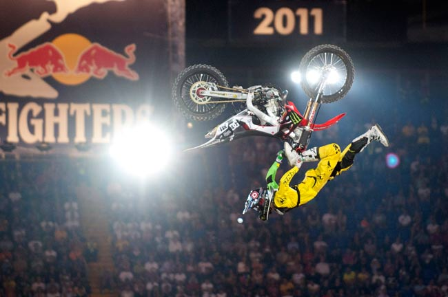 x fighters 2011