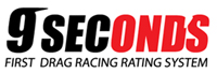 First Drag Racing Rating System